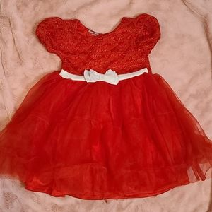 RED HEARTS ❤  DRESS